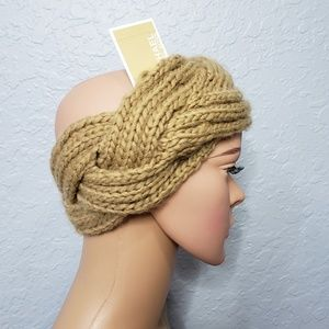 NWT Michael Kors Knitted Headband